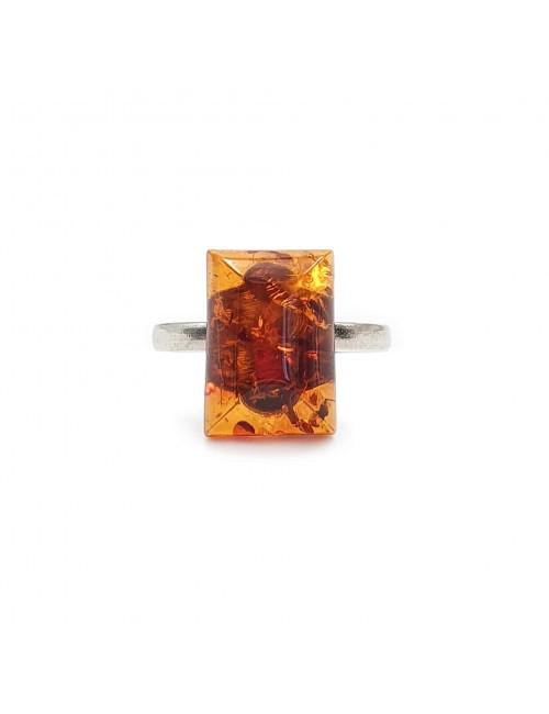 Amber beads. Baltic natural amber ball