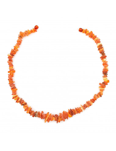 Natural amber necklace. Natural Amber Beads