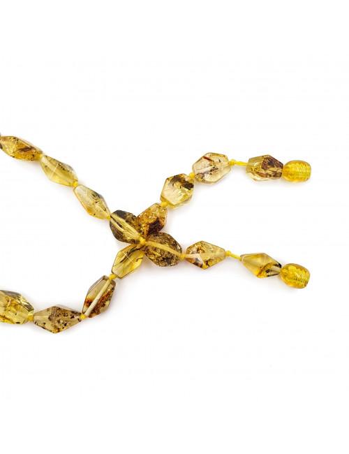 Кольцо с янтарем. Камень янтарь. Бижутерия из янтаря.