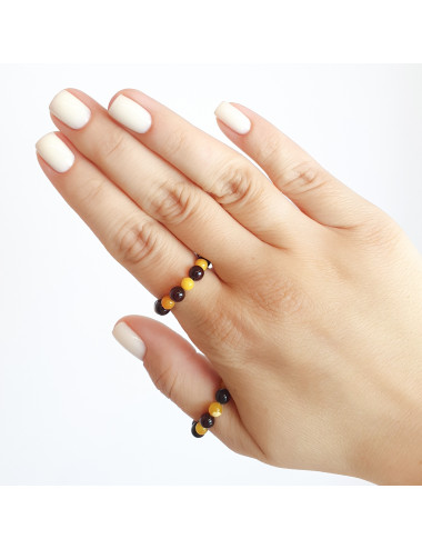 Earrings amber modern. Amber jewellery Russia