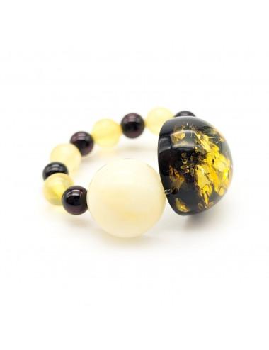 Charm Amber Earrings