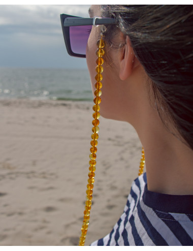 Amber Earrings Clips