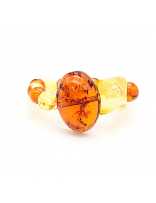 Amber earrings on sale. Yellow amber earrings