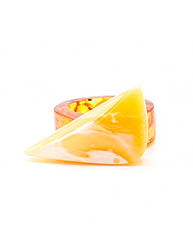 Amber necklace Vine