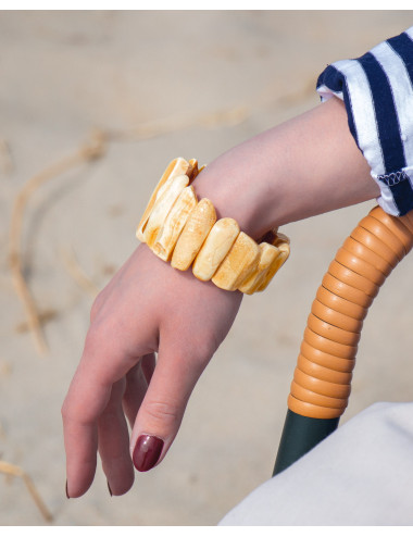 Amber beads necklace. Amber beads jewelry