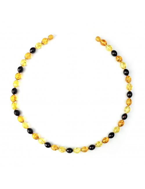 Amber beads balls. Large amber beads