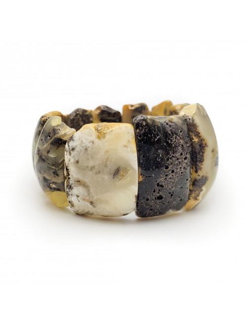Ожерелье из янтаря желтый цвет. Натуральный янтарь бусы