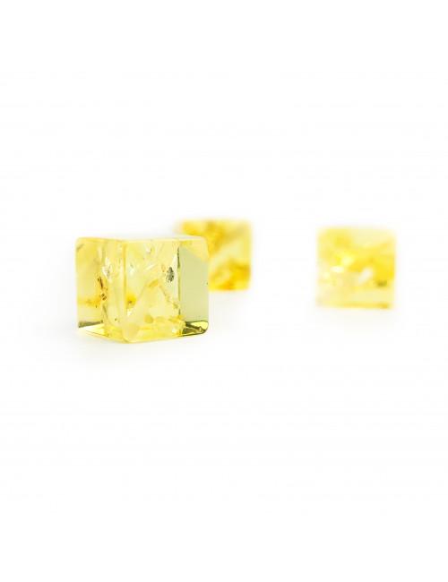 Raw Amber Healing Beads
