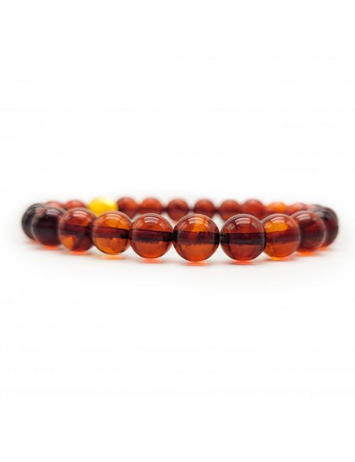 Baltic amber beads. Beads royal amber