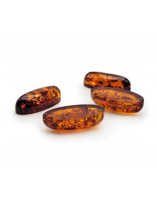 Бусы из янтаря желтого. Купить янтарные бусы