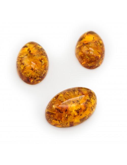 Women's amber bracelet. Amber bracelet with elastic