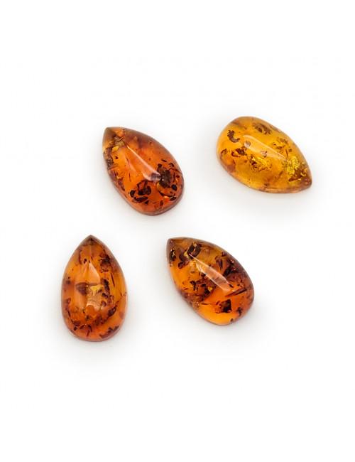 Amber bracelet photo. Solid amber honey bracelet