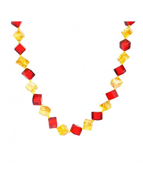 Кольцо янтарь в мельхиоре. Бижутерия кольцо с янтарем.