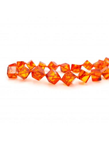 Массажная палочка для лица из янтаря